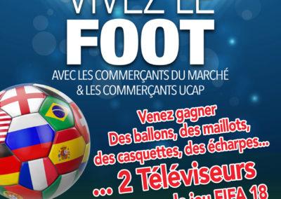 VIVEZ LE FOOT !